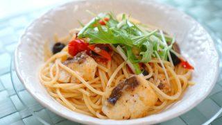 真鯛のスパゲッティ