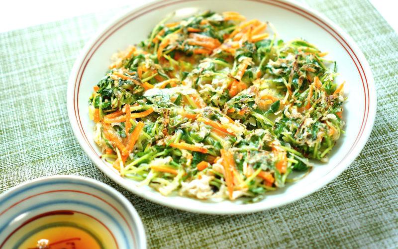 春野菜のチヂミ